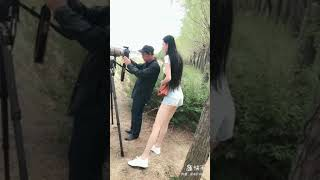 Chinese Tall Model Girl