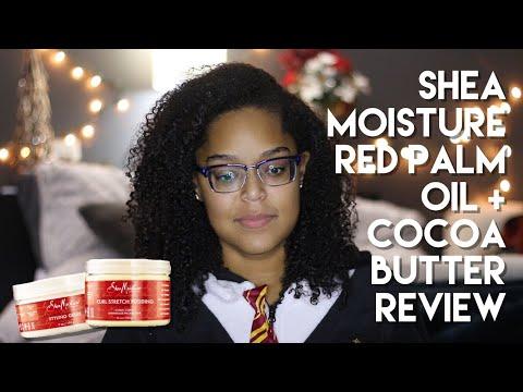 Xxx Mp4 SHEA MOISTURE RED PALM OIL Amp COCOA BUTTER Full Line Demo Review Danielle Renée 3gp Sex