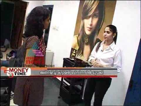 Muktha's Beauty parlour- Money Time  Oct 09,2011 Part 2