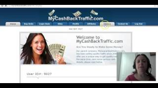 My Cash Back Traffic - Real Payments to Payza (My First Payment)