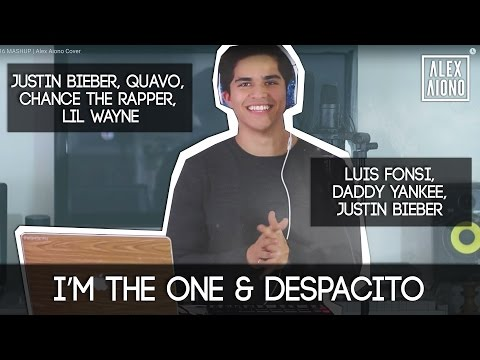 Despacito and I'm the One by Justin Bieber, Luis Fonsi, Chance the Rapper + more | Alex Aiono Mashup