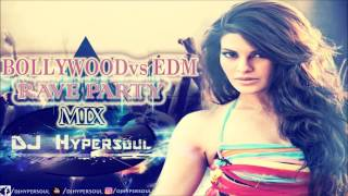 Bollywood vs EDM nonstop rave party mix (Dj Hypersoul)