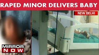 Minor rape victim delivers premature baby in Delhi school - The News