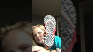 Bother and sister shoe collection (try not to laugh 😂 )( no click bait)