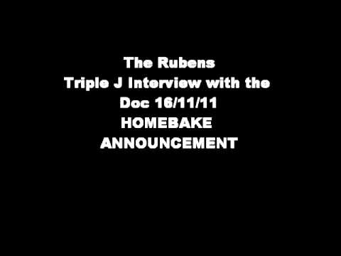 Xxx Mp4 The Rubens HOMEBAKE ANNOUNCEMENT 16 11 11 3gp Sex
