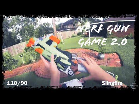 Nerf meets COD Gun Game 2.0