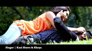 MUSIC VIDEO | PROMO |TUMI SHOPNO HOYE | KAZI SHUVO & KHEYA | DIRECTED BY SOUMITRA GHOSE EMON