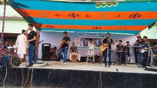 LIVE Concert NETRAKONA  Bachelor(ব্যাচেলার) by kureghor