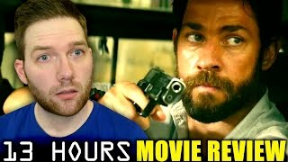 13 Hours - Movie Review