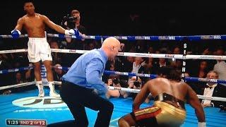 Sky: Anthony Joshua vs Charles Martin Full Fight | BRUTAL POWER KO Sho: (Boxingego Review)