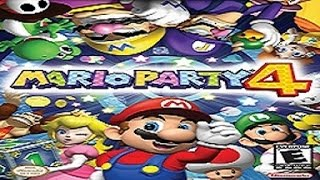 (GC) Mario Party 4 - Story Mode - Intro & Toad's Midway Madness (1/6)