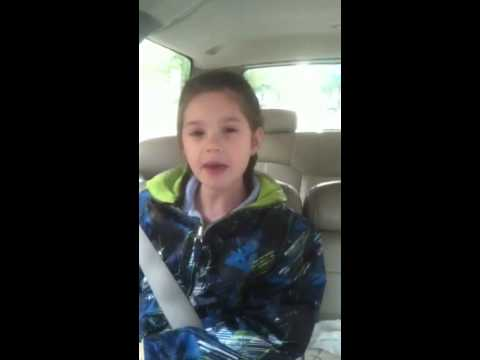 watch Ari singing the 50 states and their capitals song