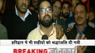Morning Breaking: Candle march in Delhi