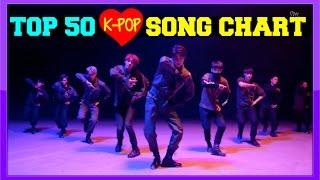 [TOP 50] K-POP SONGS CHART - JUNE 2016 (WEEK 3)