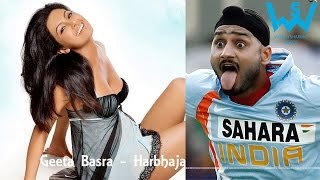 Hot wives of Indian Cricketers | Cricketers wives