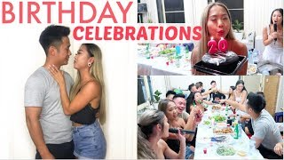 MY 20th BIRTHDAY! // house party VLOG | THERESATRENDS