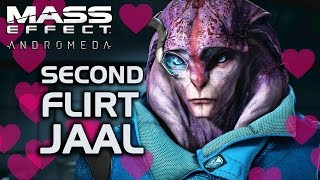 Mass Effect Andromeda - 2nd Flirt with Jaal