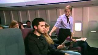 mega shark jumps up and eats plane