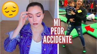 VLOG: ME HICE PIS | PEOR ACCIDENTE COMO MAMA