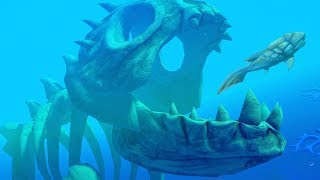 NEW SKELETON FISH LEVEL 1,000! - Feed and Grow Fish - Part 70 | Pungence