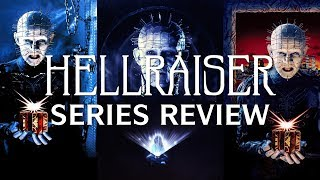 Hellraiser Series Review (1 to 3) | GizmoCh