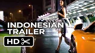 Street Society Official Teaser Trailer (2014) - Indonesian Street Racing Movie HD