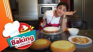 Make Baking a Cakewalk | Birthday Special | Shilpa Shetty Kundra | The Art Of Loving Food