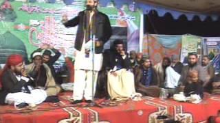Haq 4 yaar best naqabat by Abdullah Rizvi at mehfil naat Garh Maharaja