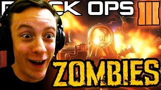 CALL OF DUTY BLACK OPS 3 SHADOWS OF EVIL REVEAL TRAILER REACTION!! (BO3 ZOMBIES GAMEPLAY TRAILER)