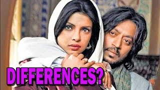 Priyanka Chopra does not want to work with Irrfan Khan! | Bollywood News