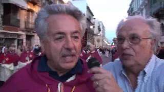 Messina -Processione Madonna della Lettera - filmato 4