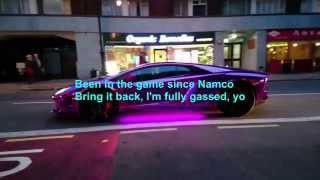 KSI Lamborghini  ft P.Money ( LYRICS )