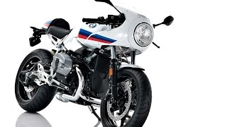 BMW R Nine T Racer Preview