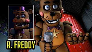 UCN Voice Lines Animated (Episode 1)