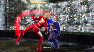 Tekken 6: Steve {Masta} Vs. Nina - Ranked Match