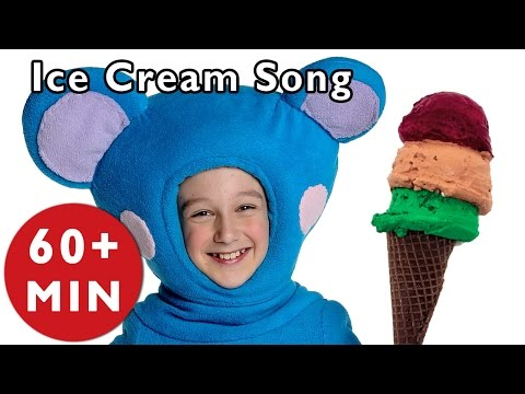Ice Cream Song and More Nursery Rhymes from Mother Goose Club