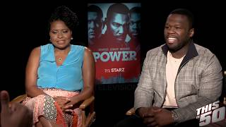 """50 Cent Explains Where """"Get The Strap"""" Comes From 