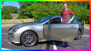 MY NEW CAR! - MrBossFTW's 2016 LEXUS F SPORT!