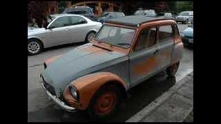 Adam Sandler- Piece of Shit Car(song)