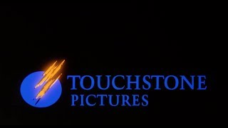 Touchstone Pictures logo [silent, 1080p] (1987)