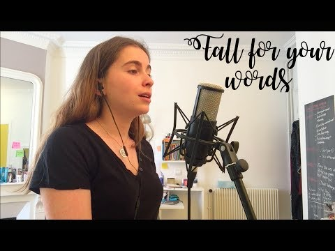Xxx Mp4 Fall For Your Words ByJulia Original Song 3gp Sex