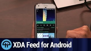 XDA Feed for Android