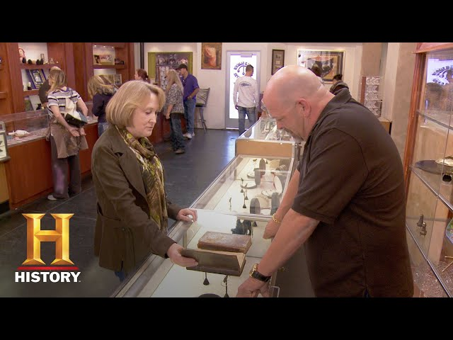 Pawn Stars: Hamilton's Federalist Papers, 1802 Second Edition (Season 14) | History