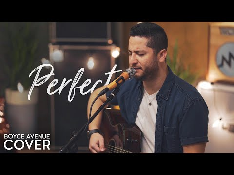 Download Perfect - Ed Sheeran & Beyoncé (Boyce Avenue acoustic cover) on Spotify & Apple free