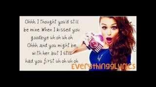 Cher Lloyd ft. Astro - Want U Back Lyrics
