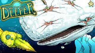 A BRAND NEW BOSS IS HERE! - The Pale Whale, Tesla Crank, & More!  - We Need to Go Deeper Gameplay
