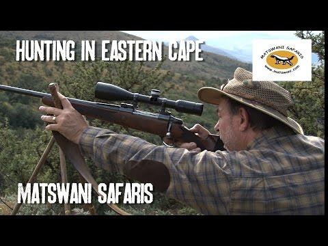 Hunting in Eastern Cape with Matswani Safaris
