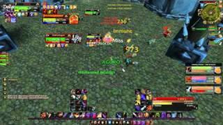 World of Warcraft - 3v3 - Low Rank Teams Battle For Survival