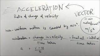 Motion - ep03 - BKP | NCERT class 9 Science Physics chapter 8 | cbse | acceleration explanation qna