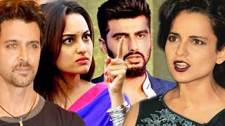 Bollywood Celebs SUPPORTS Hrithik In Kangana